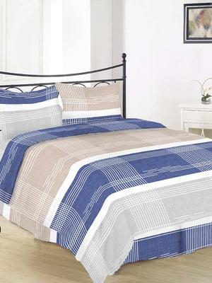 Комплект постельного белья двуспальный (евро)   5423793