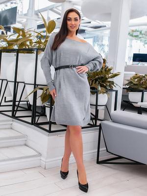 Сукня сіра | 5379616
