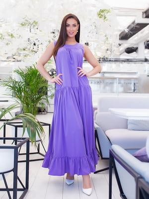 Сарафан фіолетовий | 5382141