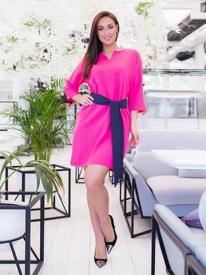 Сукня малинового кольору | 5423676