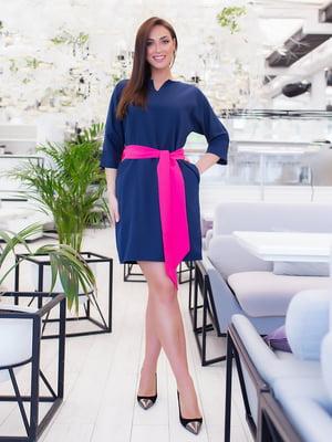 Сукня синя | 5423677