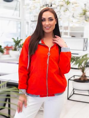 Куртка червона   5423686