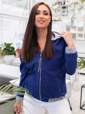 Куртка синя   5423687