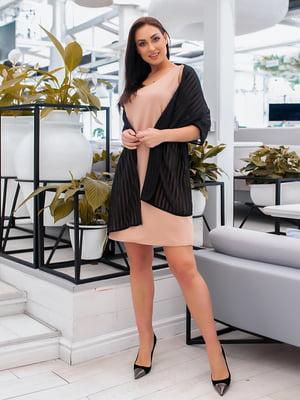 Комплект: сукня та шарф | 5423689