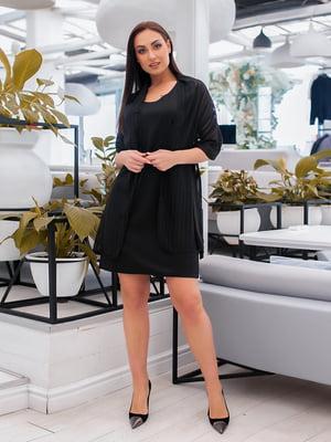 Комплект: сукня та шарф   5423690