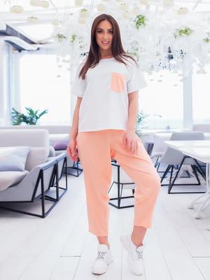 Пижама: футболка, брюки и шорты | 5423706