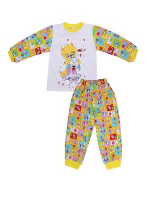 Пижама: джемпер и брюки | 5361571