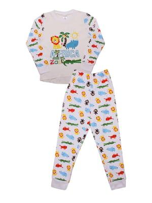 Пижама: джемпер и брюки | 5361585