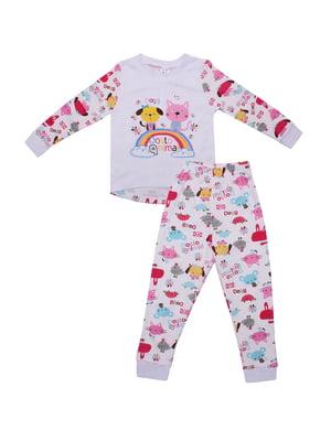 Пижама: джемпер и брюки   5361586