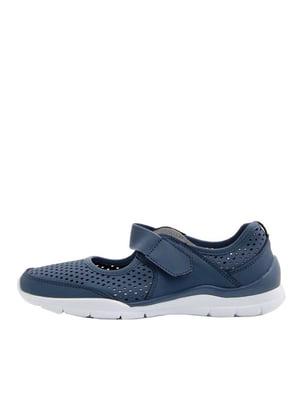 Туфли синие | 5425774