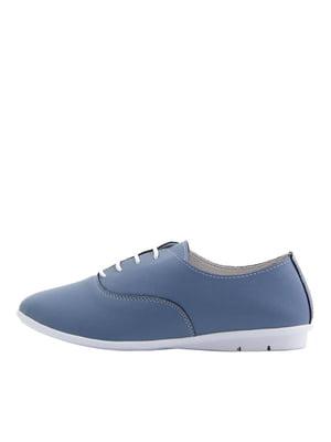 Туфлі сині   5425791