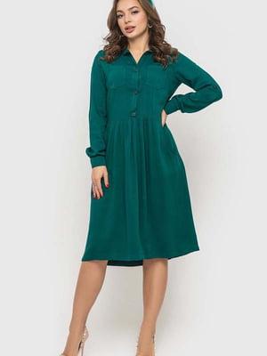 Сукня смарагдового кольору   5426802