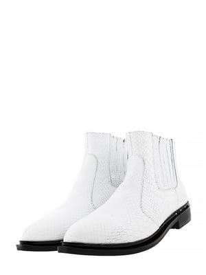 Черевики білі | 5427388