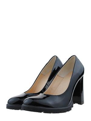 Туфлі чорні | 5427410