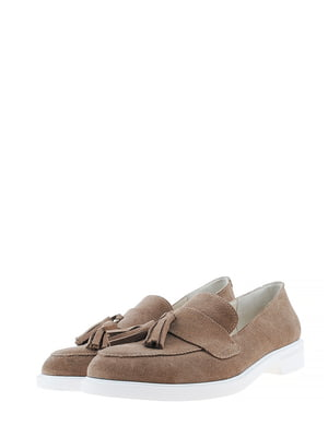 Туфлі кавового кольору | 5427417