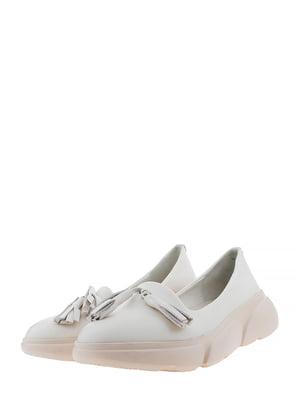 Туфлі бежеві | 5427420