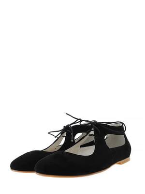 Туфлі чорні | 5427421