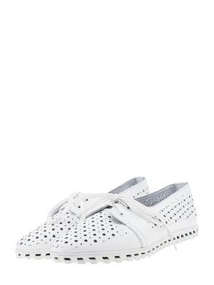 Туфлі білі | 5402819