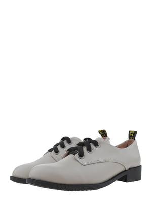 Туфлі бежеві | 5422517