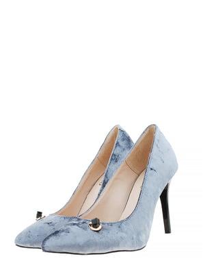 Туфли серые | 5425336
