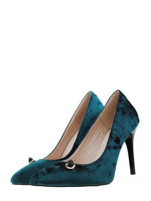 Туфлі зелені | 5425338