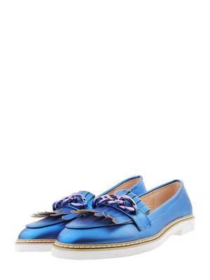 Туфлі блакитні   5421583