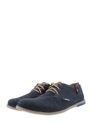 Туфли синие | 5422036