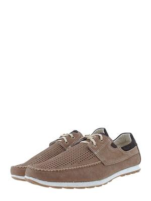 Туфли цвета капучино | 5425121