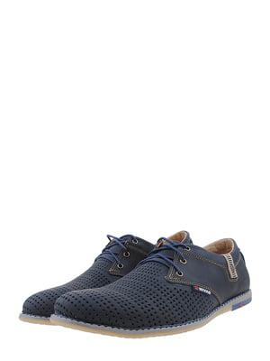 Туфли синие | 5425122