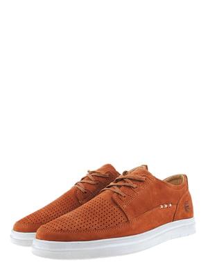 Туфли рыжего цвета | 5425135