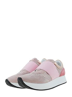 Кроссовки розовые | 5425199