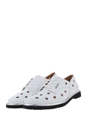 Туфли белые | 5425220