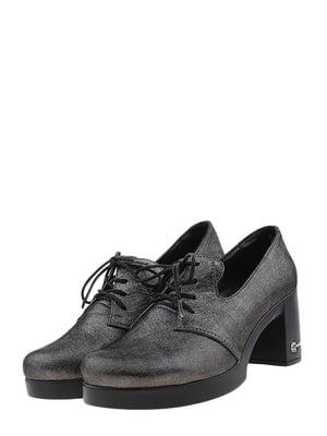 Туфлі чорні | 5425242