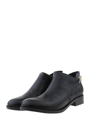 Ботинки черные   5427134