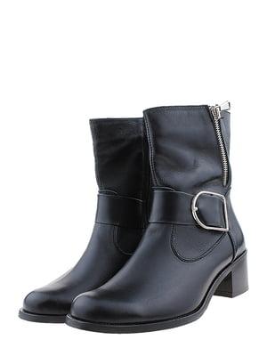 Ботинки черные | 5427142