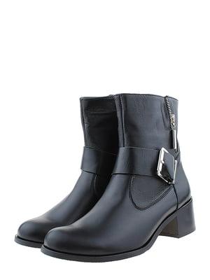 Ботинки черные | 5427143