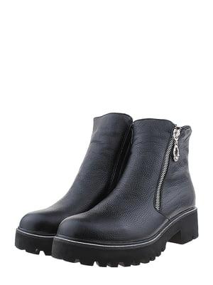 Ботинки черные | 5427145