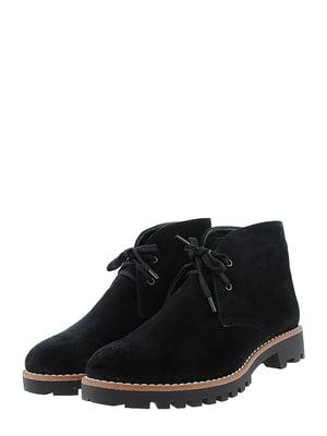 Ботинки черные   5427147