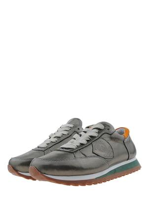Кросівки оливкового кольору | 5427182