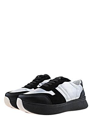 Кросівки чорно-сірі | 5427189