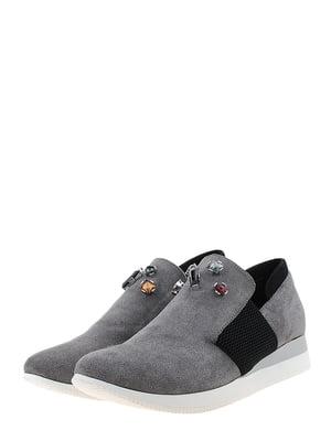 Туфлі сірі | 5427196