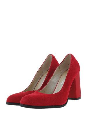 Туфлі червоні | 5427202