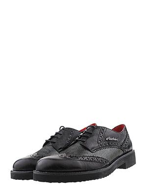 Туфли черные | 5427208