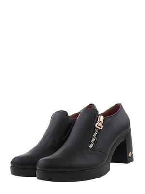 Туфлі чорні | 5427225