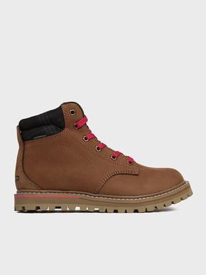 Ботинки коричневые | 5259755