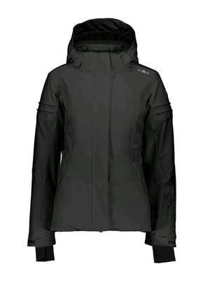 Куртка черная лыжная | 5259961