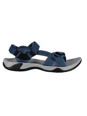 Сандалии темно-синие | 5397894