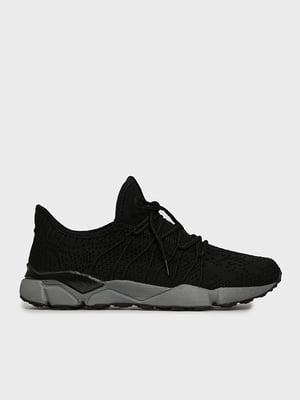 Кроссовки черные | 5398210