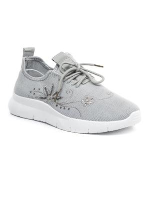 Кросівки сірі | 5424340
