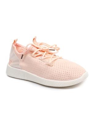 Кросівки персикового кольору | 5426442